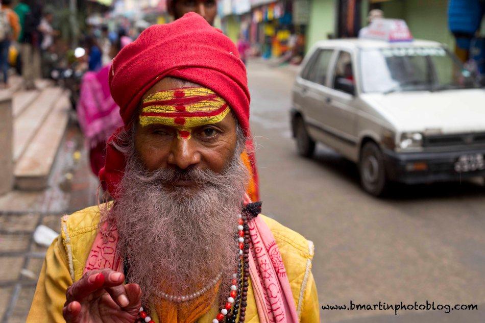 KathmanduHinduMan